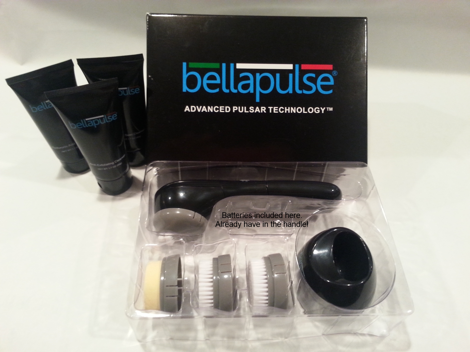 Bellapulse systemout of box